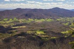 Blue Ridge Parkway, Virginia royalty free stock photo