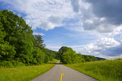 Blue Ridge Parkway Stock Images