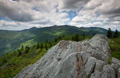 Blue Ridge Southern Appalachian Mountains Royalty Free Stock Photography