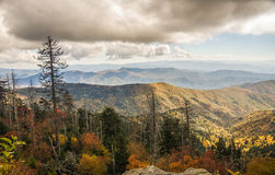 Blue Ridge vista Royalty Free Stock Image