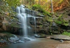 Blue Ridge Waterfall Royalty Free Stock Images