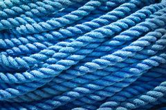 Blue rigging background Royalty Free Stock Photography