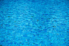 Blue ripped water background Royalty Free Stock Photography