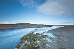 Blue River Stock Images
