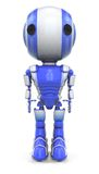 Blue Robot Stock Photos