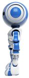 Blue Robot stock illustration