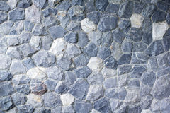 Blue rock  texture for background element. Top view of blue rock  texture for background element Stock Photo