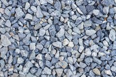 Blue rock texture on the ground, background Royalty Free Stock Images