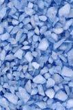Blue rocks Stock Photos