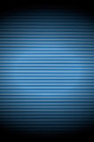 Blue Roller Shutter Background with Spotlight Stock Images