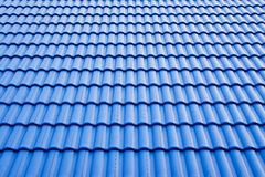 Blue Roof Royalty Free Stock Images