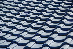 Blue roof Royalty Free Stock Photography