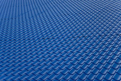 Blue roof Stock Photos