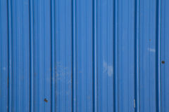 Blue roof tiles arrange Stock Photo