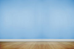 Blue room Stock Photography