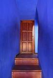 Blue room Stock Photos