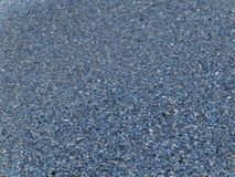 Blue rough sand Stock Photography