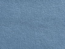 Blue roughcast texture Stock Photos