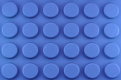 Blue rubber Royalty Free Stock Images