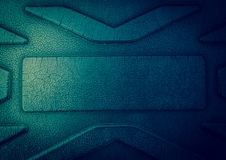 Blue rubber background Royalty Free Stock Images