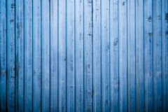 Blue rusty metal texture Stock Image
