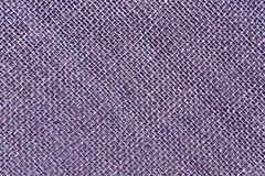 Blue sack cloth texture. Royalty Free Stock Image