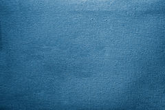 Blue sackcloth background Royalty Free Stock Photos