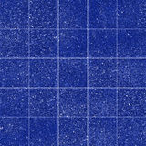 Blue sandstone tiles seamless flooring texture for background and design. Stock Image