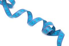 Blue sartorial meter Stock Photography