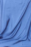 Blue satin background Royalty Free Stock Images