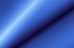 Blue Satin Fold Stock Photography