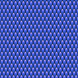 Blue Scales Seamless Pattern Texture. Stock Vector Royalty Free Stock Image