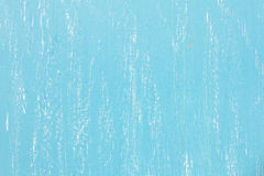 Blue scratched desk texture background Stock Photos