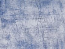 Blue scratches concept Royalty Free Stock Photography