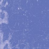 Blue Scratchy Overlay Texture Stock Images