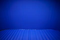 Blue screen studio Stock Photos