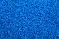 Blue Scrubber Closeup Stock Image