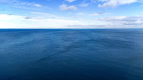 Free Blue Sea And Sky Royalty Free Stock Image - 76627456