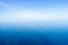 Blue sea background abstract website design pattern Royalty Free Stock Photography