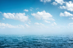 Blue sea Royalty Free Stock Image