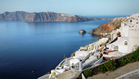 Santorini Island, Travel Greece Stock Photo