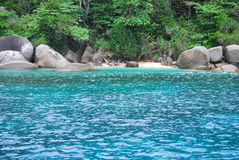Blue Sea, Similan Stock Photography