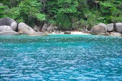 Blue Sea, Similan Stock Photography
