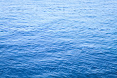 Blue sea Stock Images