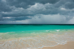 Blue sea from Thailand Royalty Free Stock Photo