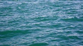 blue sea water stock video