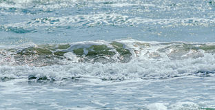 Blue sea water with waves, The Black Sea Stock Images