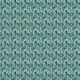 Blue seamless grunge texture Royalty Free Stock Photos