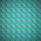Blue seamless grunge texture Royalty Free Stock Photography