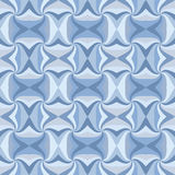 Blue seamless pattern Stock Images